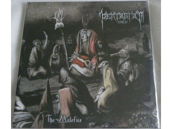 PENTAGRAM (CHILE)-The Malefice-First Press 2LP LTD 500ex 180g Vinyl-Trash/Death