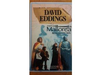 David Eddings - Sagan om Mallorea - Belgarions son - Första boken - Göteborg - David Eddings - Sagan om Mallorea - Belgarions son - Första boken - Göteborg