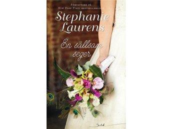Harlequin Historisk Stephanie Laurens - En sällsam seger - Vinslöv - Harlequin Historisk Stephanie Laurens - En sällsam seger - Vinslöv