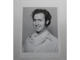 ANDY KAUFMAN - 'Taxi', 1978 - *A4*-print NME!