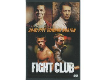 FIGHT CLUB - BRAD PITT  (SVENSKT TEXT )