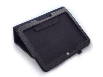 Samsung Galaxy Tab 3 10.1 Fodral/Skydd/Skal/Väska Läder - Karlstad - Samsung Galaxy Tab 3 10.1 Fodral/Skydd/Skal/Väska Läder - Karlstad