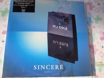 MJ COLE - SINCERE 4LP 2000 ELECTRONIC CLUB DANCE