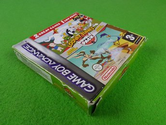 Looney Tunes Double Pack Komplett Gameboy Advance GBA