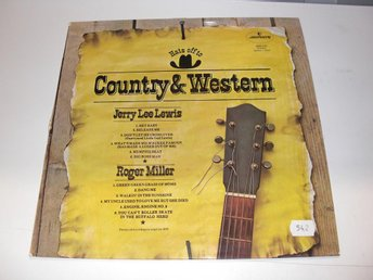 Country & Western - Jerry Lee Lewis - Roger Miler