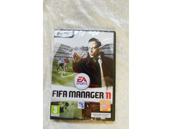 "PC-spel ""Fifa manager 11"""
