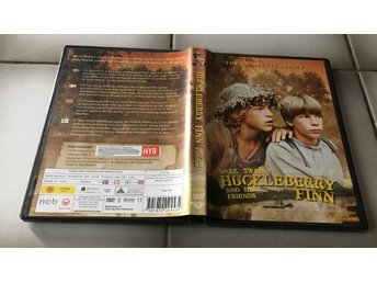 Huckleberry Finn and his friends - The complete series (4 dvd)