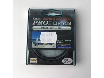 Kenko, Filter, Pro1 Digital Protector(W) 55mm