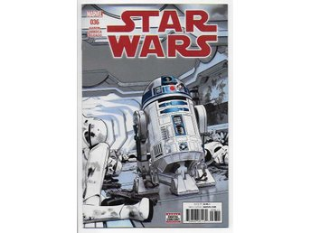 Star Wars Volume 2 # 36 NM Ny Import