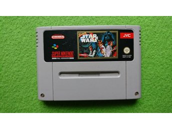 Super Star Wars Super Nintendo Snes