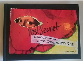 PostSecret: Confessions on Life, Death, and God - Frank Warren