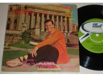 Pat Boone EP/PS Every little thing 1956