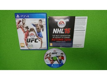 UFC Playstation 4 PS4