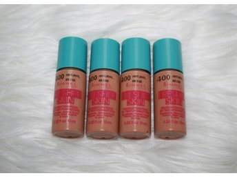 Rimmel Fresher Skin Foundation SPF15 Tester 10 ml (Färg: 400 Natural Beige)