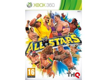 Javascript är inaktiverat. - Stockport, Cheshire - WWE All Stars The Newest Addition to THQ's Renowned WWE Videogame Portfolio, WWE All Stars Enters the Virtual Ring with Incomparable Roster, High Impact Action and Colorful Style INCOMPARABLE ROSTER – Delivering one of the greate - Stockport, Cheshire