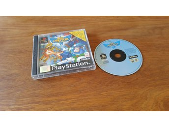 DISNEY PIXAR BUZZ LIGHTYEAR OF STAR COMMAND PS1 BEG