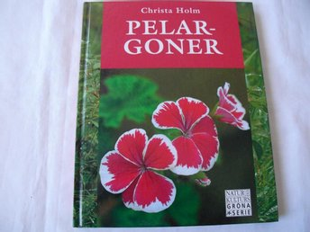 Christa Holm - Pelargoner -