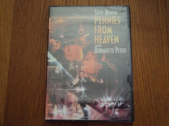 Pennies from Heaven (Steve Martin) RARITET! Ny!