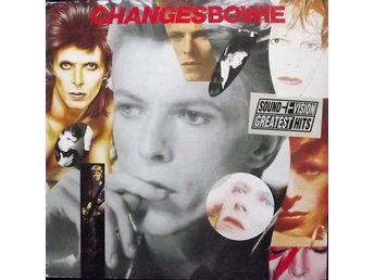 DAVID BOWIE ChangesBowie (EMI - Europe original) 2LP