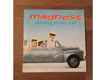"MADNESS - DRIVING IN MY CAR‎. (NEAR MINT 7"")"