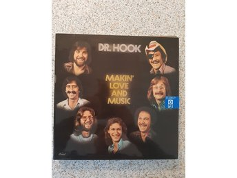 Dr Hook. Lp Makin Love And Music. 1977. Capitol  7C 062-85156