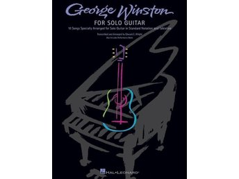 George Winston for solo guitar - new age musik för solo gitarr