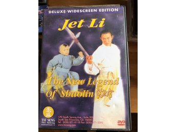 The New Legend of Shaolin (Jet Li)