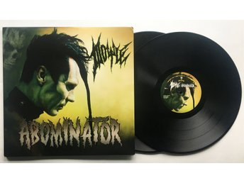 Doyle Misfits - Abominator Vinyl DANZIG MARILYN MANSON THE DAMNED METALLICA NOFX