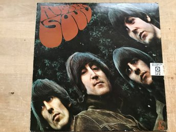 BEATLES THE - RUBBER SOUL LP 1965
