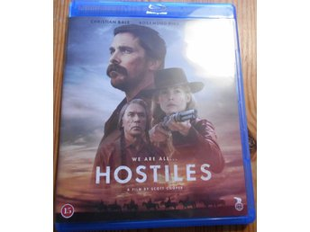 Blue-ray: Hostiles