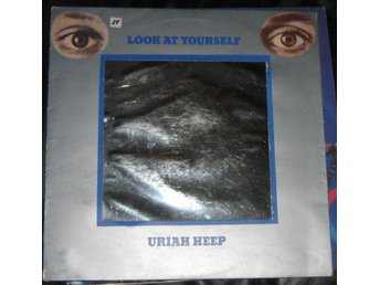 "lee Aron LUria Heep LP ""look at yourself"""