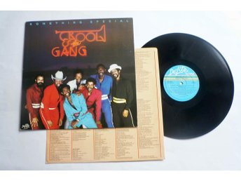 ** Kool & The Gang ‎– Something Special **