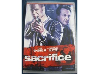 SACRIFICE - CUBA GOODING JR, CHRISTIAN SLATER