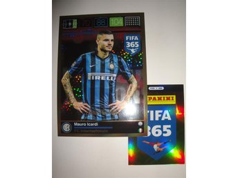 Panini Adrenalyn XL FIFA 365 - Limited Edition XXL - MAURO ICARDI - FC Inter