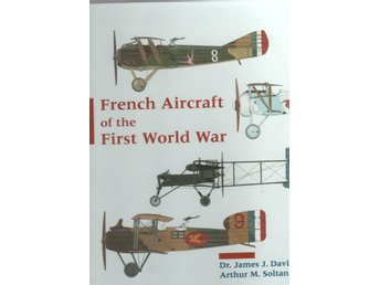 French aircraft of the First World War