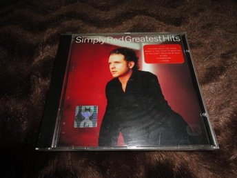 SIMPLY RED -- GREATEST HITS