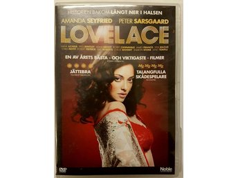 Dvd - Lovelace