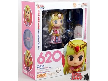 Zelda The Wind Waker Version Nendoroid Figure