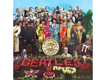 Beatles - Sgt. Pepper's Lonely Hearts Club Band (LP) (1967)