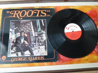 GEORGES HARRIS, ROOTS, LP, LP-SKIVA