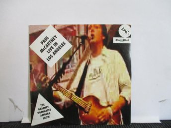 PAUL McCARTNEY - LIVE IN LOS ANGELES - PROMO