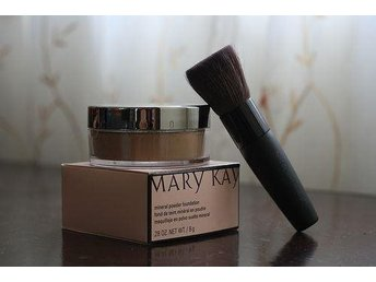 Mary Kay Mineral Powder Foundation - Beige 2 - Jordbro - Mary Kay Mineral Powder Foundation - Beige 2 - Jordbro