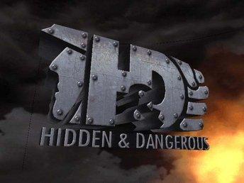Hidden & Dangerous KLASSISKT SPEL / PS1 PS2 PS3 / - Lund - Hidden & Dangerous KLASSISKT SPEL / PS1 PS2 PS3 / - Lund