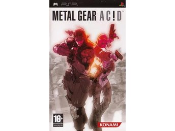 PSP - Metal Gear Acid (Beg)