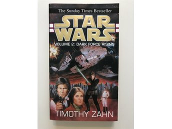 Star Wars Volume 2 Dark force rising by Timothy Zahn