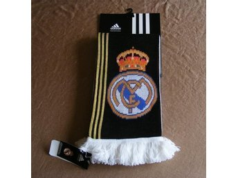 Real Madrid - HALSDUK / scarf - Officiell - Adidas - NY
