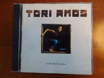 Tori Amos - Little Earthquakes, CD i mycket fint skick