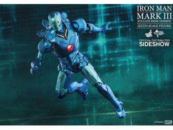 Sideshow, HOT TOYS Iron Man Mk. III Stealth Version