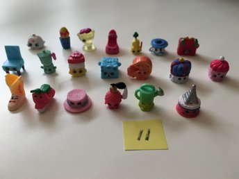 11# Blind bag 20PCS SHOPKINS OF SEASON ALL DIFFERENT LOOSE SHOPKINS NEW