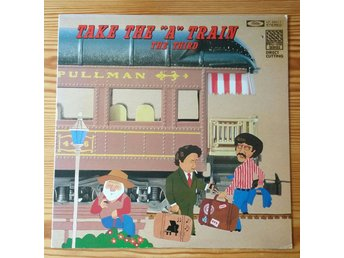 The Third, Take The A Train, Skivan = VG+/Excellent
